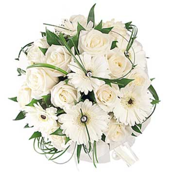 Цветы на свадьбу для подружек невесты. - Журнал «Всё о свадьбе
