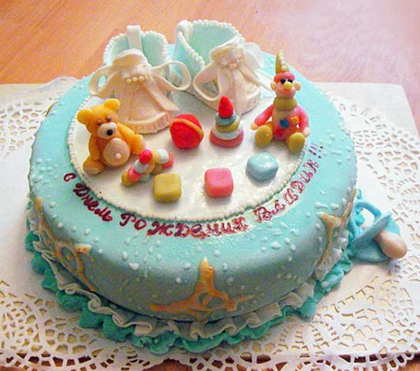 tatarochka 52 Детский торт на заказ