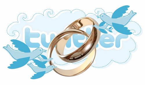 Свадьба через Twitter